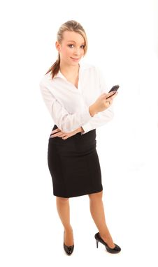 Free Texting Stock Photography - 19599142