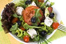 Free Fresh Salad Stock Photo - 19599470