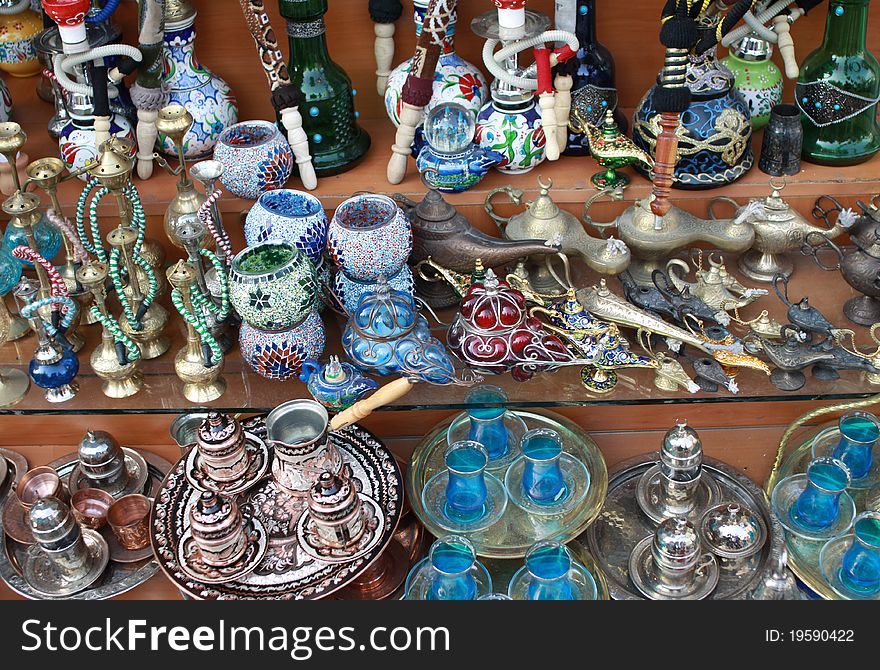 Oriental object