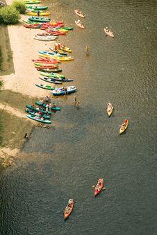 Free Canoe Royalty Free Stock Photos - 1960918