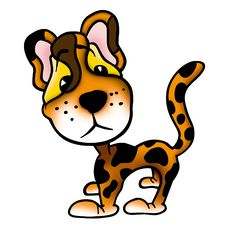 Free Little Sweet Tiger Royalty Free Stock Photo - 1961055