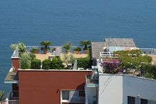 Free Naples Roofs. Royalty Free Stock Photography - 1961127