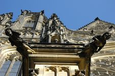 Free St. Vitus Cathedral Stock Photography - 1961732