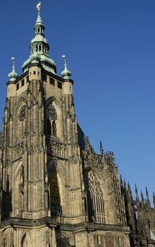 Free St. Vitus Cathedral Stock Photos - 1961783