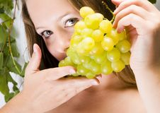 Free Green Grape Stock Images - 1961954