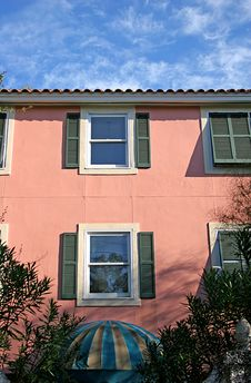 Free Pink Stucco Royalty Free Stock Photos - 1962458
