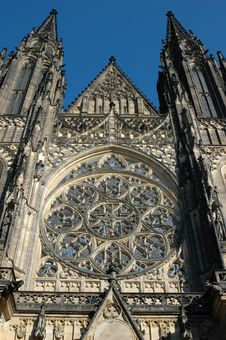 Free St. Vitus Cathedral Royalty Free Stock Photo - 1962505