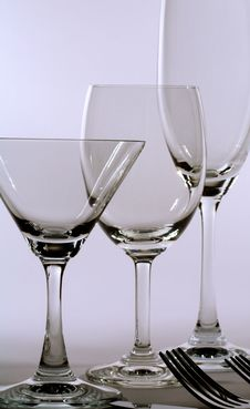 Free Table Glass Royalty Free Stock Image - 1962906