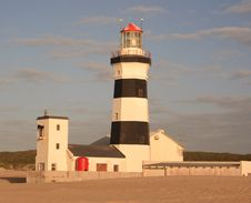 Free Lighthouse At Recief Stock Image - 1963031