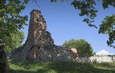 Free Ruins Stock Image - 1963211