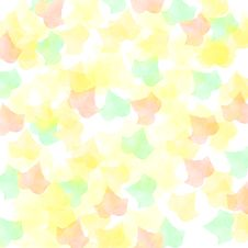 Free Leaf Pattern Gift Paper Stock Images - 1964004