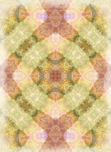Free Romantic Vintage Quilt Pattern Texture Royalty Free Stock Image - 1965546