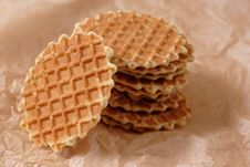 Free Waffles Royalty Free Stock Photography - 1967077