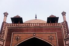 Free Humayun S Tomb Stock Photo - 1967960