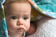 Free Blanket Baby Stock Images - 1968224