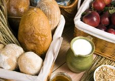 Free Bread Mix Royalty Free Stock Images - 1968449
