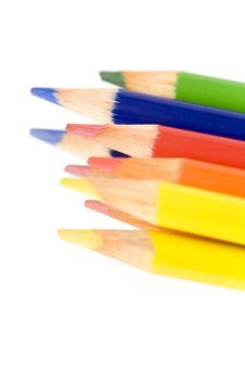 Free Coloring Leads Royalty Free Stock Photo - 1968515