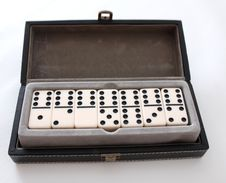 Free Dominoes Stock Photography - 1968702