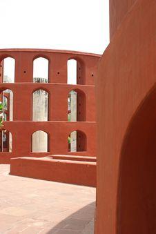 Free Jantar Mantar, Delhi Stock Image - 1968801