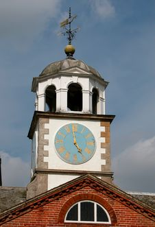 Free Clock Tower Royalty Free Stock Photography - 1968907
