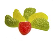 Sweets1 Royalty Free Stock Photos