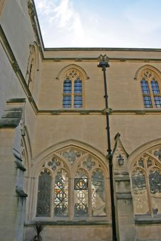 Free Exeter Cathedral In Summer Royalty Free Stock Photo - 1969865