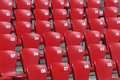Free Auditorium  And Red Seat In Stadium Stock Photography - 19604872