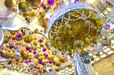 Free Christmas Decoration Royalty Free Stock Photos - 19600278