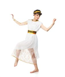 Free Greek Girl Royalty Free Stock Images - 19600509