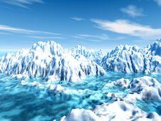 Free Melting Ice Stock Photos - 19600883