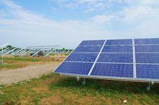 Free Solar Panel Royalty Free Stock Image - 19601616