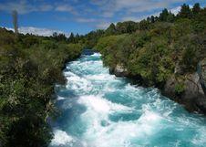 Free Huka Falls Stock Image - 19601731