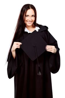 Free Graduation Royalty Free Stock Photos - 19601808