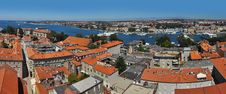 Free Panorama Of Zadar Stock Photos - 19601963