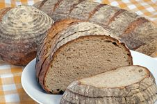 Free Sour Dough Bread Royalty Free Stock Images - 19602039