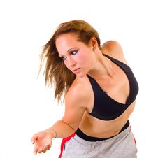 Free Fitness Woman Stock Photography - 19602392
