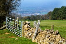 Free Stone Wall Royalty Free Stock Images - 19602689