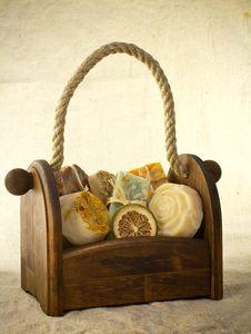 Handmade Soap. Stock Photos