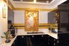 Free Kitchen Royalty Free Stock Image - 19605056