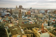 Free City Valencia Stock Photo - 19605410