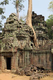 Free Angkor Wat Stock Image - 19605871