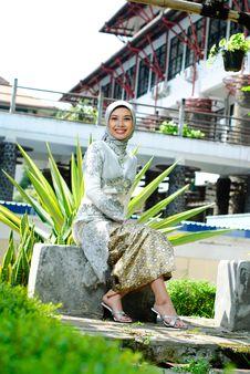 Free Moslem Fashion Stock Photography - 19606372