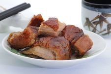 Free Cantonese BBQ Duck Stock Photo - 19606400