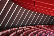 Free Auditorium  And  Seat In Stadium Royalty Free Stock Images - 19606839