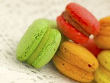 Free Macaroons Stock Photos - 19606863