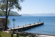 Free Ohrid Lake Stock Photography - 19607582