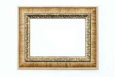 Free Picture Frame Royalty Free Stock Image - 19607656