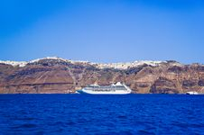 Free Santorini View (Greece) Stock Photography - 19607662