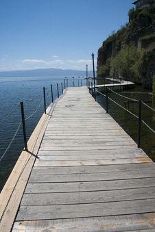 Free Ohrid Lake Stock Photo - 19608350
