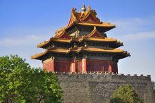 Free Beijing Forbidden City Stock Photos - 19608423